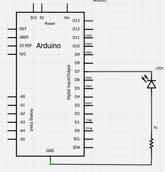 Fan RPM With Internal Hall Effect Sensor and Arduino